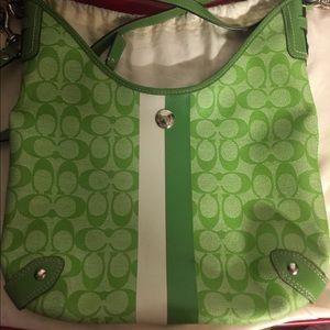 Authentic Coach Shoulderbag/ Crossbody Bag